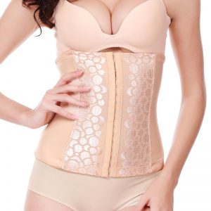 Postpartum new mother should be how to use postpartum double corset waist belt after delivery