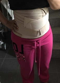 belly wrapping after delivery belly tummy belt post pregnancy stomach wrap shapewear