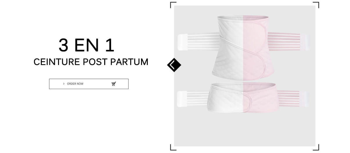 3 in 1 Postpartum Girdle