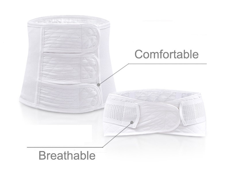3 in 1 breathable elastic postpartum belly band postnatal recovery support girdle belt tummy shaper