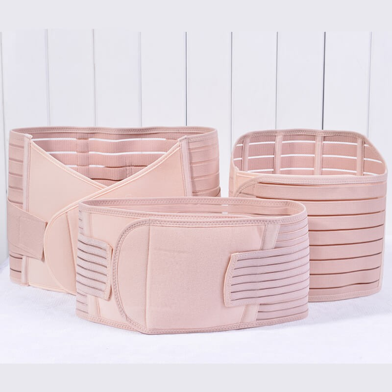 3 in 1 Postpartum Belly Wrap Band C-Section Recovery Waist Band Pelvis Belt Body Postpartum Corset