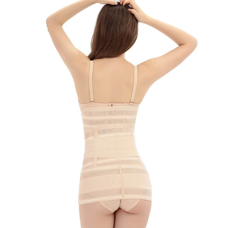 #1 Abdominal Binder Maternity Belt After Delivery Stomach