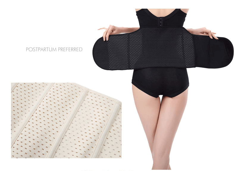 abdominal binder postpartum tummy support stomach wrap after pregnancy post maternity belly wrap