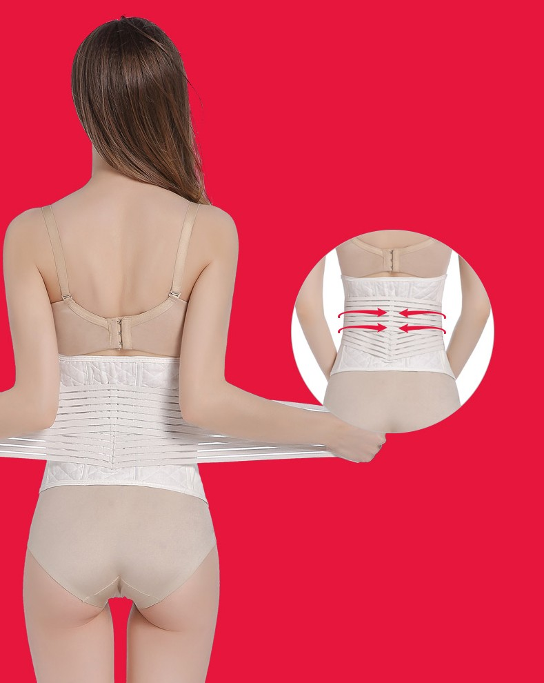 abdominal support belt waist trimmer belt for belly support after c section
