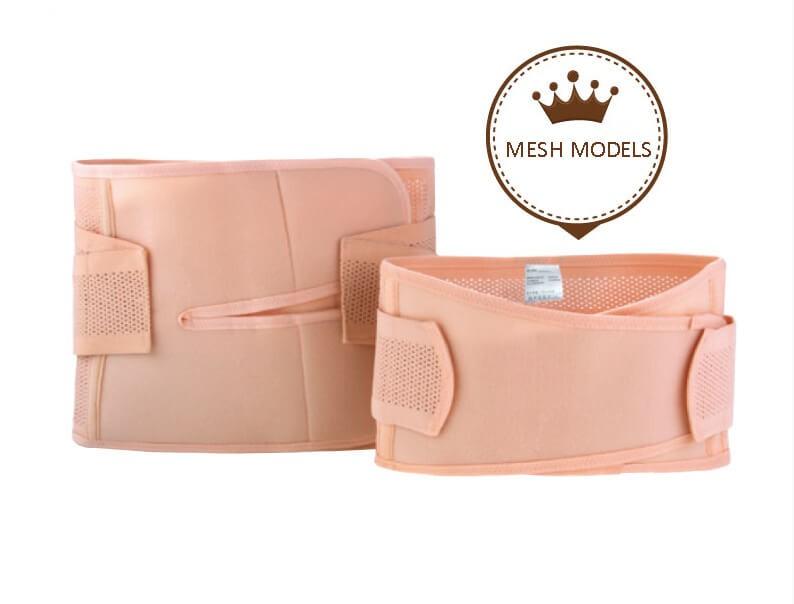 post pregnancy body shaper back support postpartum c section girdle