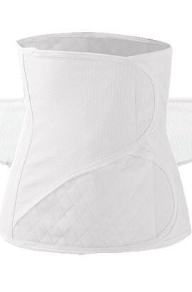 1 Postpartum C Section Recovery Belt Girdle Belly Binder