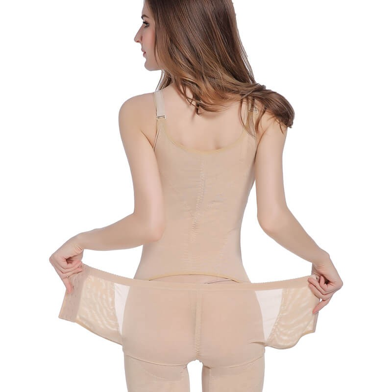 waist cincher thigh reducer bodysuit shapewear postpartum body shaper tummy slimmer for women