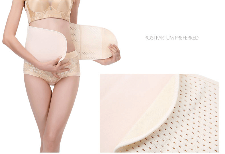stomach tummy belt after delivery post maternity girdle postpartum compression band