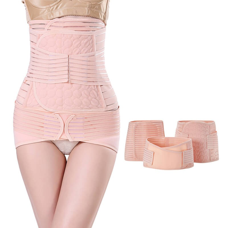 top rated postpartum girdle tummy compression waist shaper best belly binder after c section