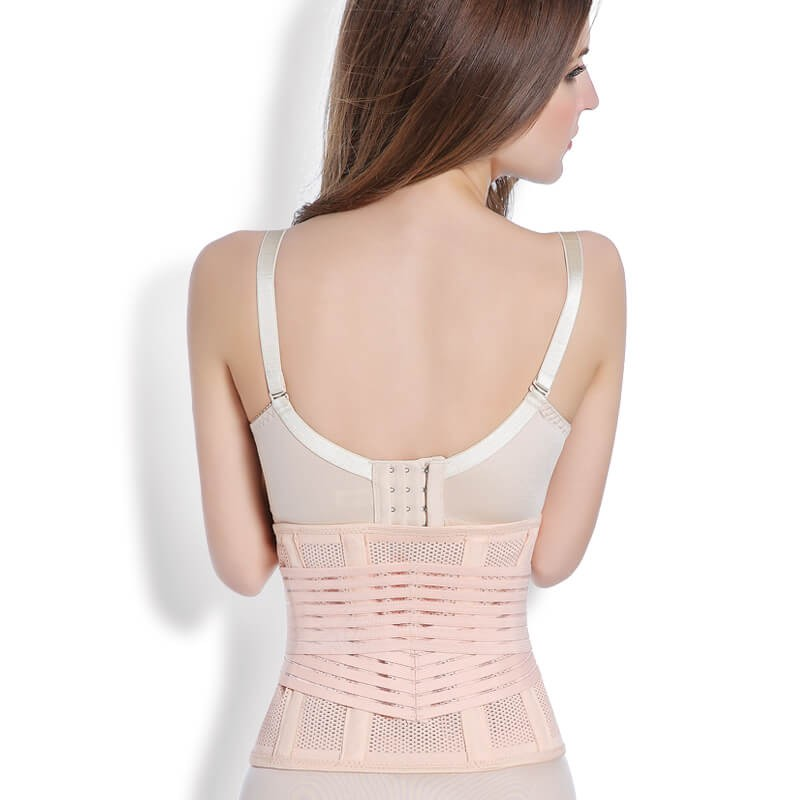 women top postpartum girdle hip compression recovery belly band wrap tummy trimmer belt after pregnancy