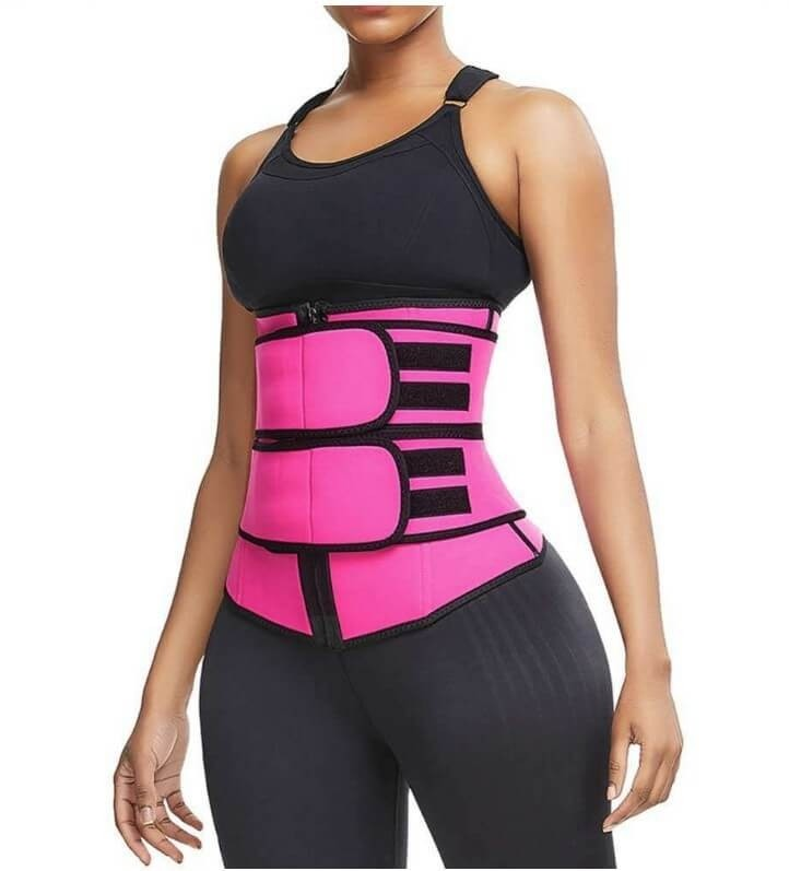 Recovery Postpartum Belly Band Wrap - Women belly band stomach support after pregnancy - post pregnancy corset girdle