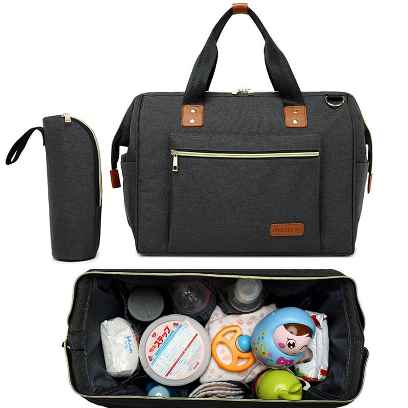 Baby Diaper Bag Backpack - Multi-Function / Waterproof / Large Capacity Travel Backpack Nappy Bags for Mom,Dad