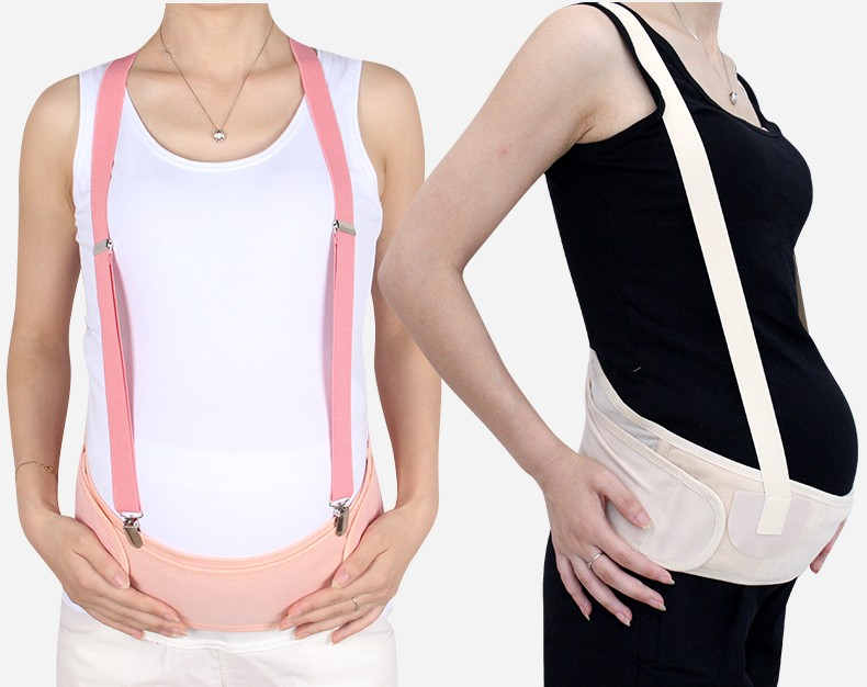 maternity belly band pregnancy sling back brace belly support belt