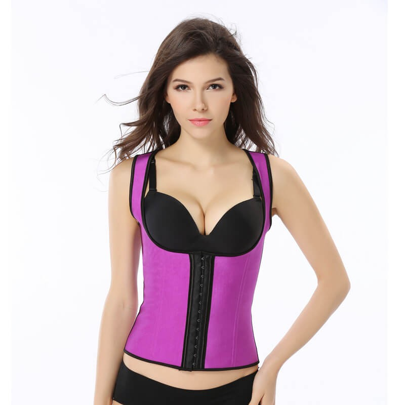 Postpartum corset - post pregnancy support band tummy control shapewear body slimmer body shaper waist trainer