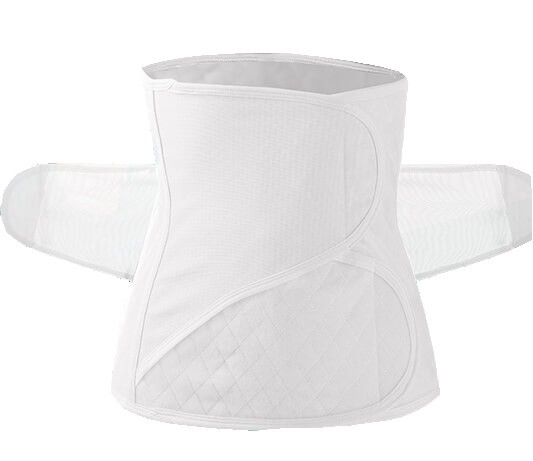 postpartum c section recovery belt - belly binder belly wrap girdle - post pregnancy waist trainer girdle