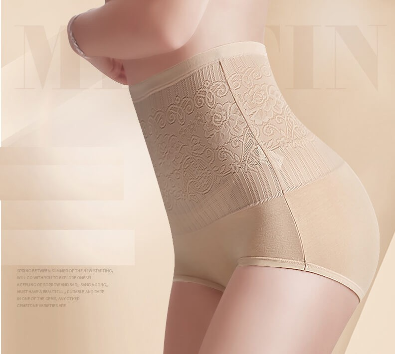 postpartum compression garments abdominal support belt corset after c section postpartum Underwear