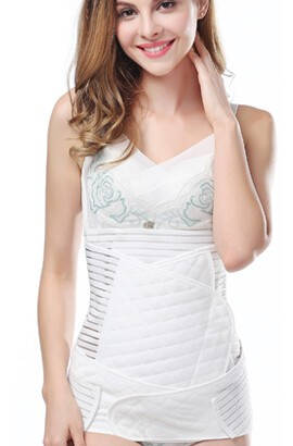 postpartum belt post for after c section abdominal wrap corset postpartum girdle after delivery