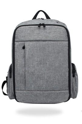 Sac à dos pour sac à couches - Grand sac de voyage multifonctionnel étanche pour bébé