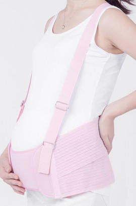 ceinture de grossesse - ceinture abdominale grossesse - ceinture soutien femme enceinte