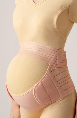 ceinture de grossesse - ceinture maintien ventre grossesse - ceinture extensible grossesse