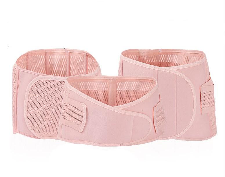 3 in 1 banda di pancia traspirante dopo la consegna di pancia dopo il parto cintura di avvolgere per pancia e fianchi