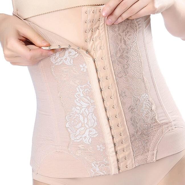 guaina post parto - fascia post cesareo Involucri della cintura post-partum per lo stomaco dopo la nascita