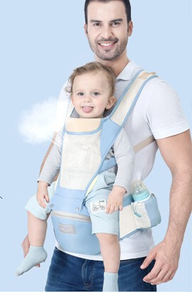 Ergonomic Baby Carrier - Baby Backpack Carrier for Baby Carrier Front and Back