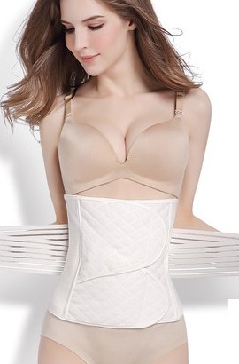 Bauchstütze Gürtel Taille Trimmer Gürtel für Bauch-Unterstützung nach c Abschnitt