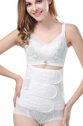 bauchweggürtel nach der geburt - stützgürtel nach geburt Taillentrainer für Frauen Bauch Gürtel reduzieren