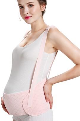 Mutterschaftsgurt Rückenstützband Bauchbandstützgürtel Bauchstütze während der Schwangerschaft