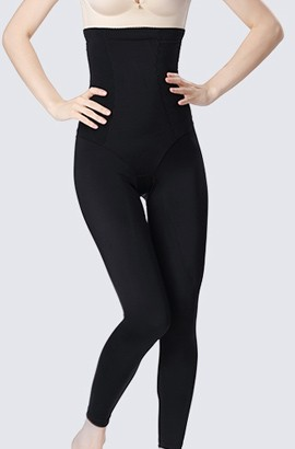 Frauen-postpartale Wiederherstellung Shapewear Taillen-Trainer-Korsett-Steuerung Kolben-anhebende hohe Taillen-Abnehmen, die Schlüpfer-Taillen-Former formt