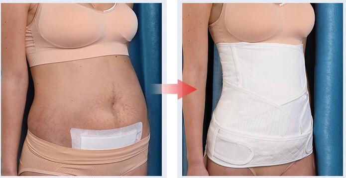 kvinna kompression midja träning träning midja postpartum återhämtning cincher mage band girdle