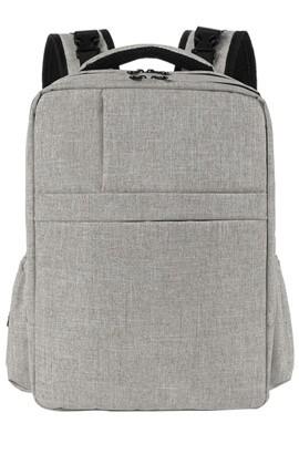 Vattentät blöja ryggsäck - stor kapacitet babyväska - multifunktions reseryggsäck blekväskor