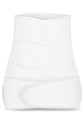 Andningsbart postnatalt bälte efter c-sektionen shapewear för efter graviditet magen stödband efter graviditet