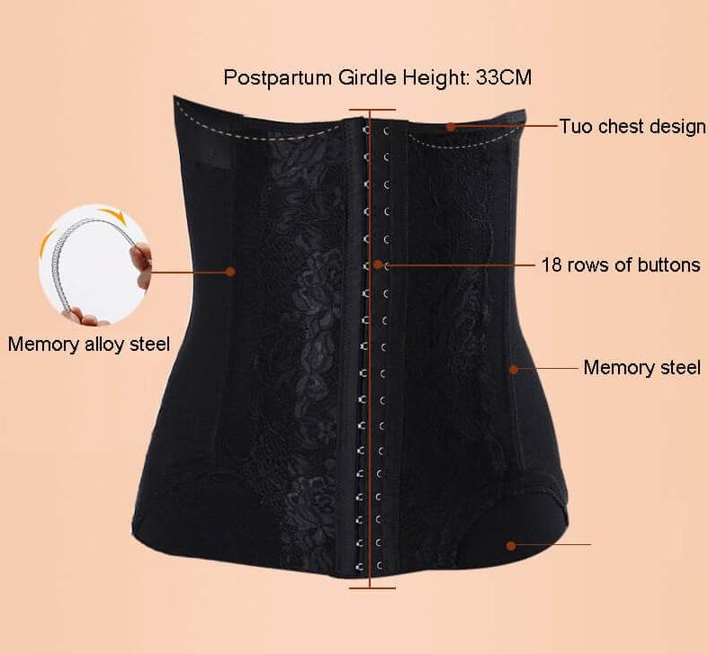 Best postpartum girdle after c section
