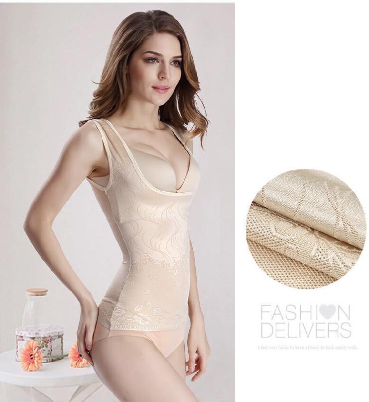 C section compression garment