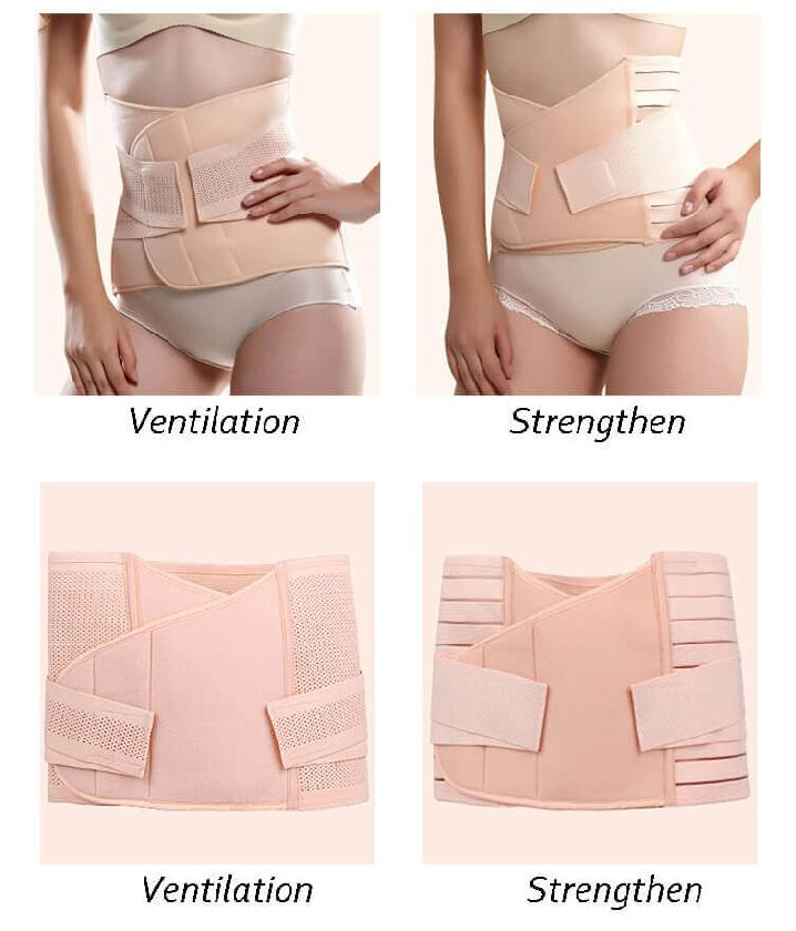 Post pregnancy waist training