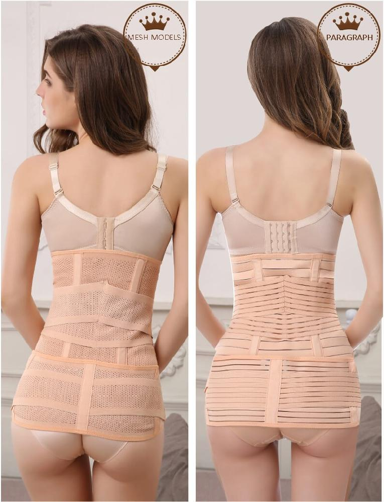 Postpartum support recovery belly waist belt shaper after pregnancy