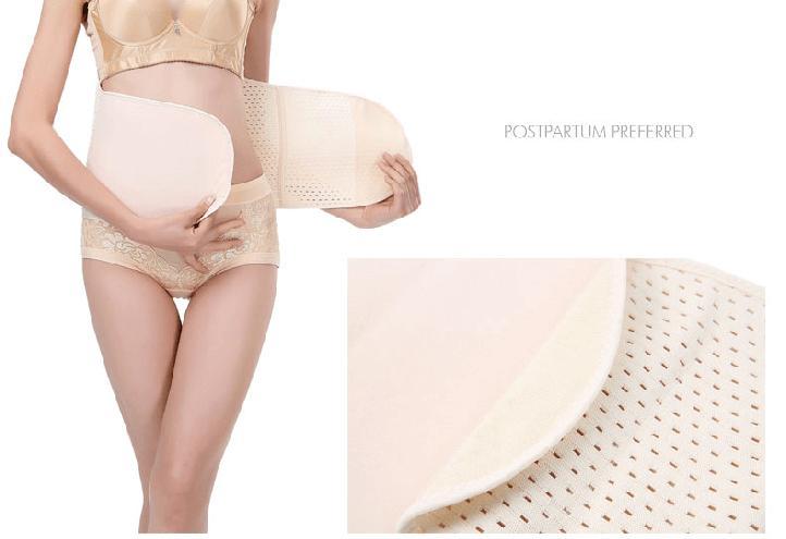 Post maternity compression belt