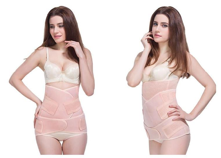 Post pregnancy corset belt